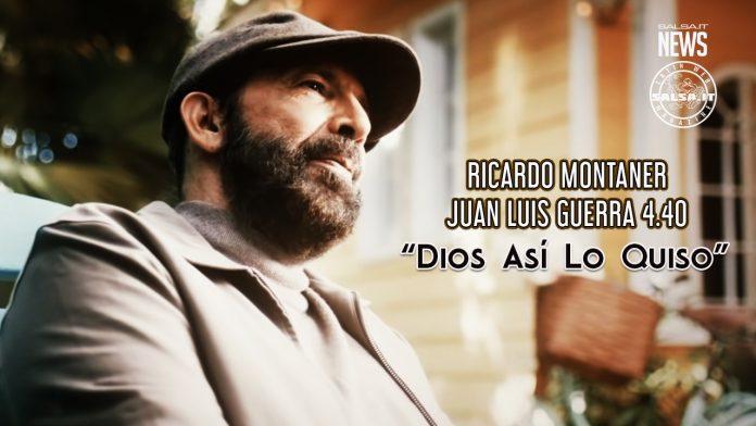 Ricardo Montaner, Juan Luis Guerra 4.40 - Dios Así Lo Quiso (2021 Cumbia official video)