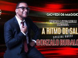 A Ritmo Di Salsa Presenta - Gonzalo Rubalcaba (2021 News Salsa)
