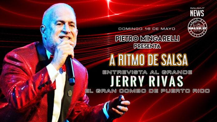 A Ritmo Di Salsa Presenta - Jerry Rivas (2021 News Salsa)