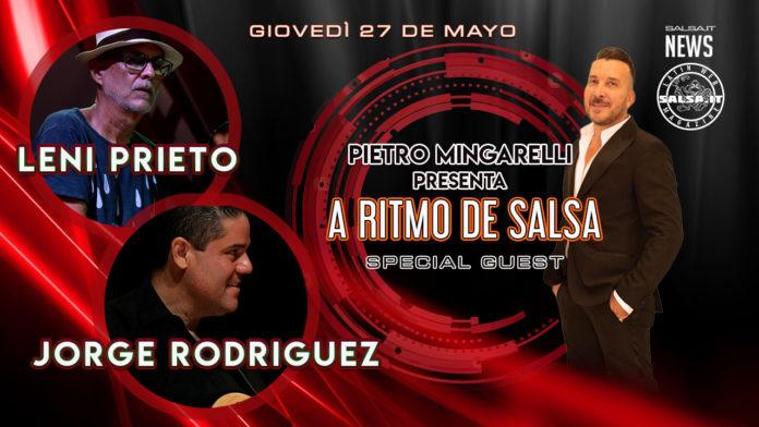 A Ritmo Di Salsa Presenta - Leni Prieto - Jorge Rodriguez - (2021 News Salsa)
