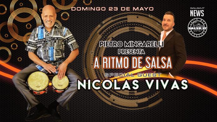 A Ritmo Di Salsa Presenta - Nicolas Vivas (2021 News Salsa)