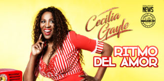Cecilia Gayle - Ritmo Del Amor (2021 Tropical News)