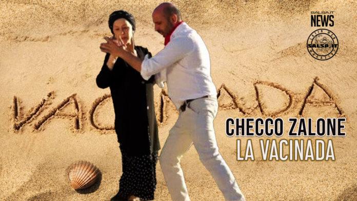 Checco Zalone - La Vacinada (2021 Bachata official video)