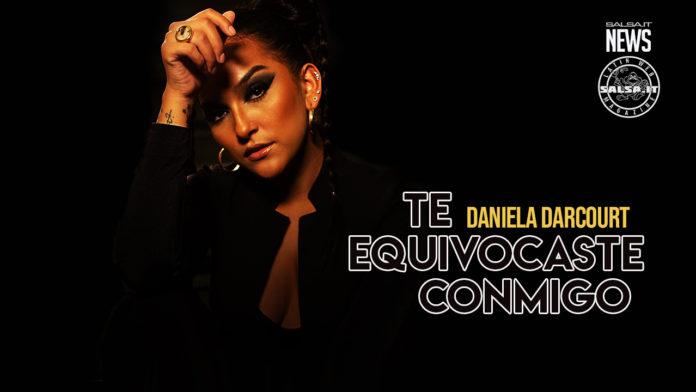 Daniela Darcourt - Te Equivocaste Conmigo (2021 Salsa official video)