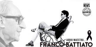Franco Battiato - Si è spento uno dei più Grandi geni della musica italiana