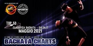 Hot Bachata Charts - Classifica Bachata Bailable - Maggio 2021 (Los 50 Bachata Hit's)
