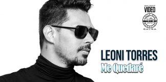 Leoni Torres - Me Quedaré (2021 Salsa official video)