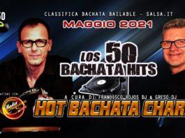 Los 50 Bachata Hits Maggio 2021