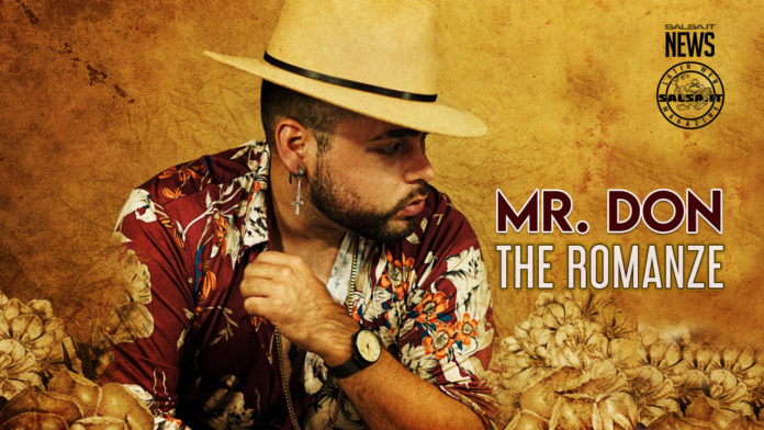 Mr. Don - The Romanze (2021 News Bachata)