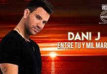 Dani J - Entre Tu y Mil Mares (2021 bachata official video)