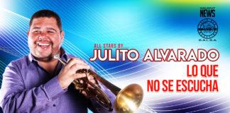 Julito Alvarado and Puertorican All Stars - Lo Que Se Escuchava (2021 Salsa Video)