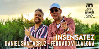 Fernando Villalona & Daniel Santacruz - Insensatez (2021 Bachata official video)