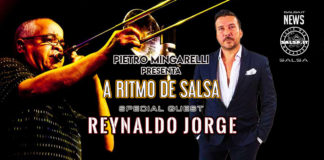 A Ritmo Di Salsa - Reynaldo Jorge