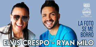Elvis Crespo Ryan Milo - La Foto Se Me Borrò (2021 Bachata official video)