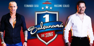 Fernando Sosa, Massimo Scalici - Salsamania - The Song (2021 salsa news)