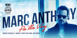 Marc Anthony - Pa'lla Voy (2021 Salsa official video)