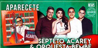 Septeto Acarey , Bembé Orquesta (2021 Salsa official video)