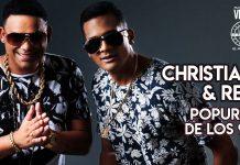 Christian y Rey - Popurri De Los 90 (2021 Timba official video)