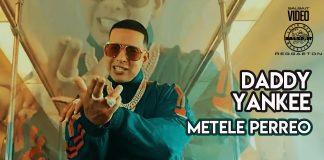 Daddy Yankee - Metele Perreo (2021 Reggaeton official video)