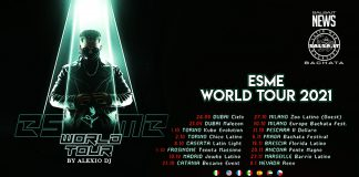 Esme - World Tour 2021 by Alexio DJ
