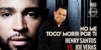 Henry Santos ft. Joe Veras - Me Toco Morir Por Ti (2021 Bachata official Video)
