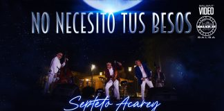 Septeto Acarey - No Necesito Tus Besos (2021 Salsa official video)