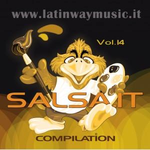 OTRO DIA DE AMOR - SALSA.IT COMPLIATION VOL. 14