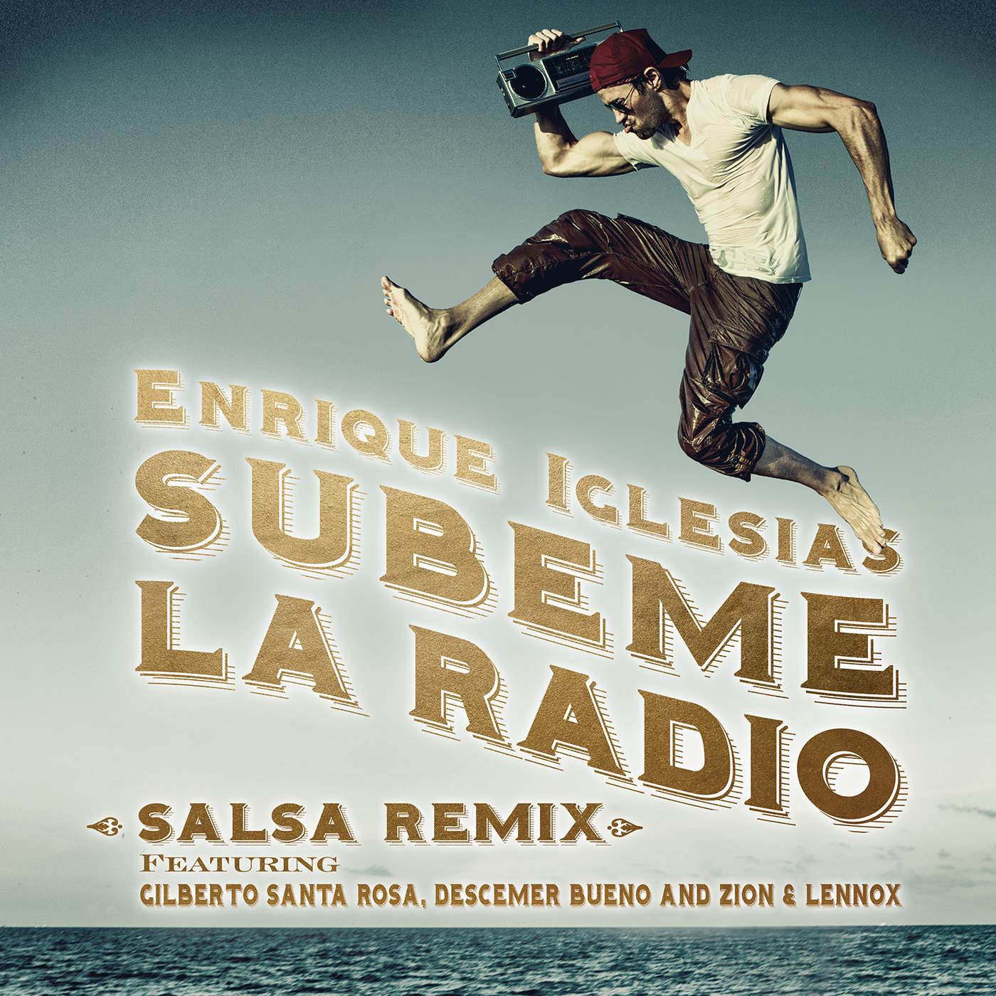 SÙBEME LA RADIO (SALSA VERSION) - SÙBEME LA RADIO (SALSA VERSION) - SINGLE
