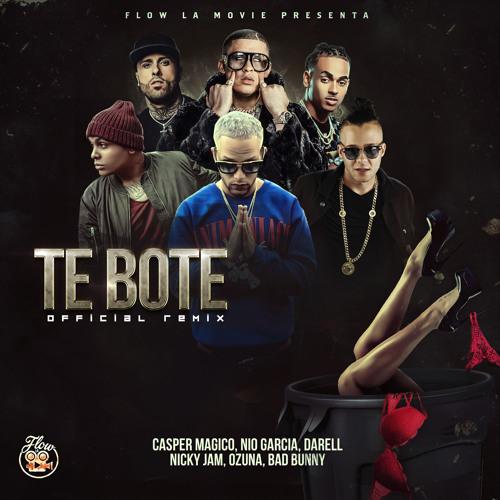 TE BOTE remix - TE BOTE - Single