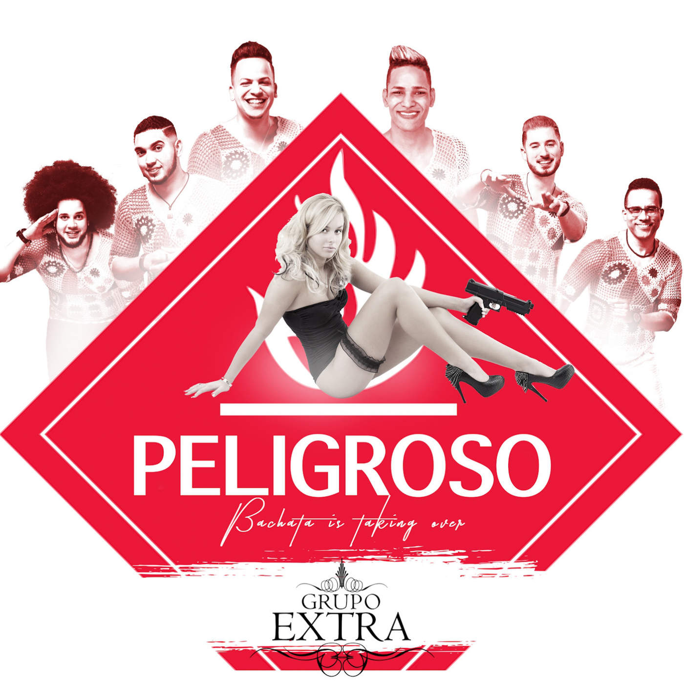 PELIGROSO (BACHATA RADIO EDIT) - THE MOVIE - LA VERDADERA PELICULA